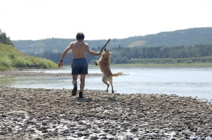 Ben at the River
