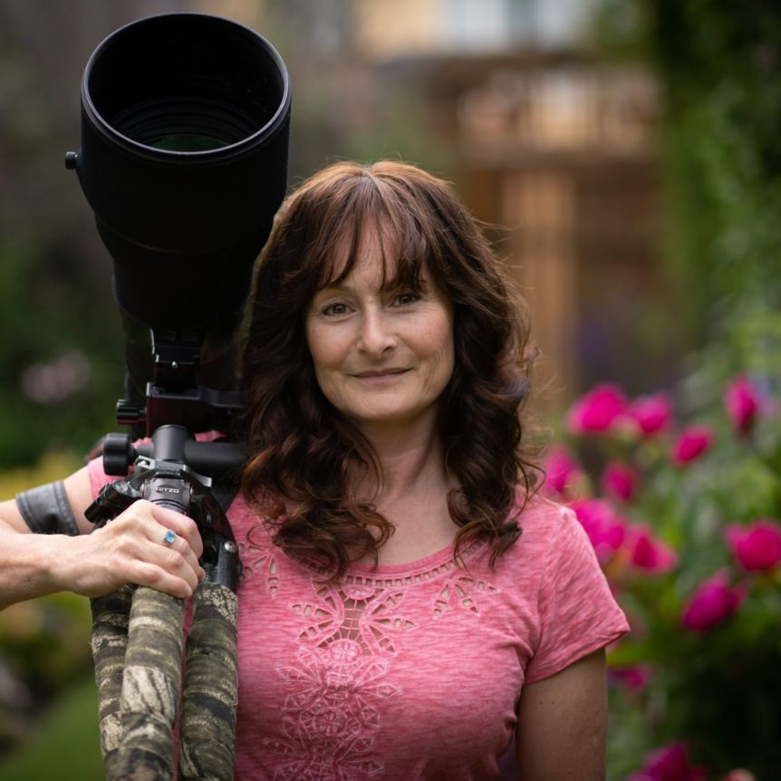 Gwen Tomlin, photographer, Didsbury, Alberta